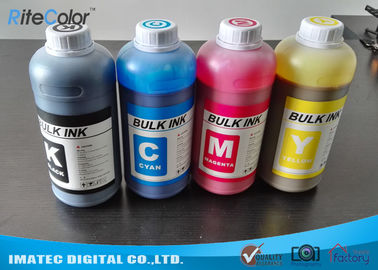 Chiny Lucia Pigment Wide Format Inks / Bulk Inkjet Printer Ink for Canon iPF8400S Printers fabryka