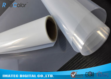 Chiny Positive Screen Printing Transparency Film , Textile Printing Waterproof Inkjet Transparency Film dostawca