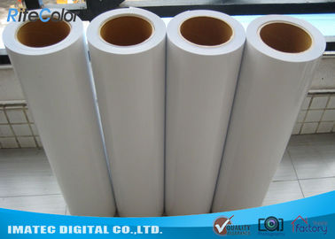 "Chiny Display Inkjet Media Supplies Self Adhesive PVC Vinyl Water Resistant 60"" x 3m rolls fabryka"