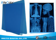 Inkjet Imaging Medical Blue Sensitive X Ray Film 200 Micron Thickenss dostawca