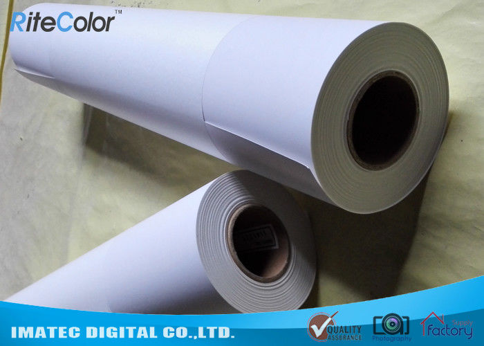 Outdoor 5760 DPI Inkjet Printing Photo Paper Matte Finish Continuous Loading dostawca