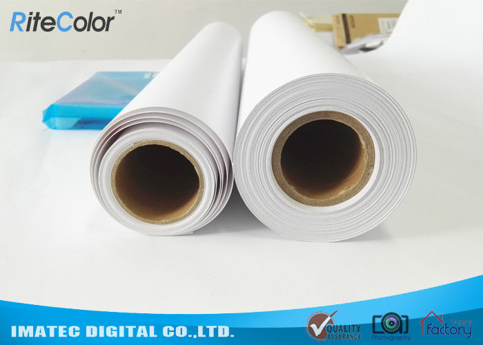 Ultra Premium Luster Inkjet Photo Paper Roll 270gsm Super White for Aqueous Ink