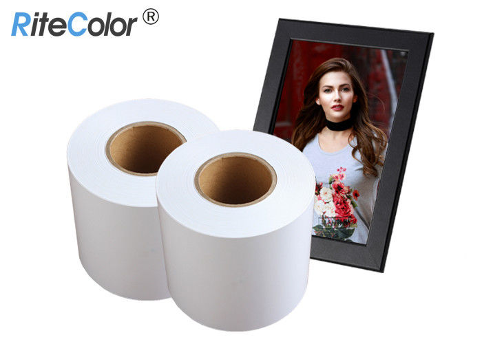 Pigment / Dye Ink Minilab Photo Paper Digital Photo Paper Resin Coated
