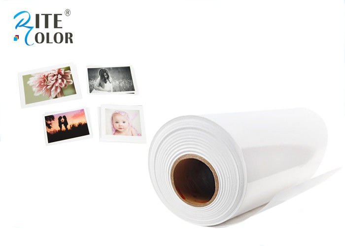Heavy Weight Luster Resin Coated Photo Paper , 260gsm Photographic Printing Paper