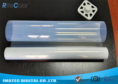 Chiny Rigid Aluminium Clear Inkjet Film Positives For Screen Printing Water Resistant fabryka