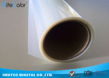 Chiny Positive Inkjet Screen Printing Film PET Base Material 143±2 Dmax 1400 DPI fabryka